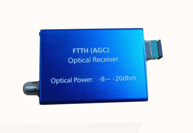 AGC 光接收機 (帶隔離)