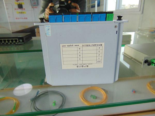 1乘8插片式分光器
